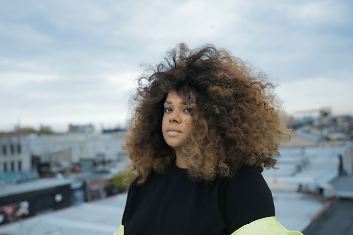 With her own awe-inspiring curls, amika's Global Artistic Director Naeemah LaFond serves as a role model for texture individualism, and challenges herself and other stylists to break curl rules. -