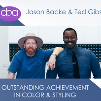 Ted Gibson and Jason Backe Honored with Outstanding Achievement by Daytime Beauty Awards