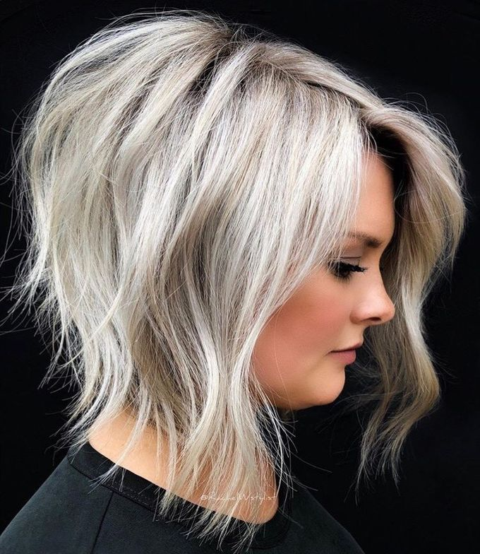 <p>Can you say blonde bob bombshell five times fast? By Rachel Williams (@rachelwstylist)</p>