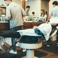 Waxing, shaving, facials and beard grooming can all expand men's services beyond the standard...