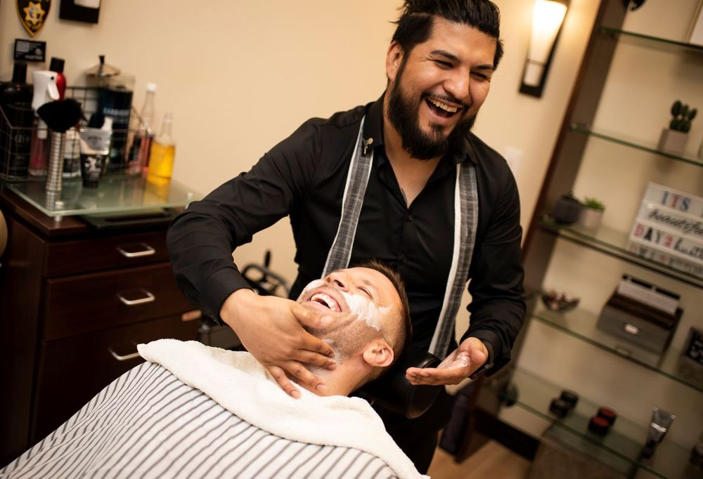<p><strong>&ldquo;There&rsquo;s no greater satisfaction than holding yourself accountable for your own success,&rdquo; says My Salon Suite member Truman Guzman. </strong></p>