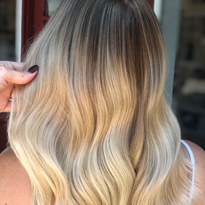 How to Blend and Refresh Balayage