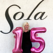 Sola Salon Studios Celebrates 15 Years