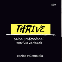 Thrive: A Call to Beauty Industry Physical, Emotional & Money Smarts