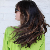 What do top stylists recommend for 'gram-able hair like this? Ramirez|Tran's Ramon Garcia...