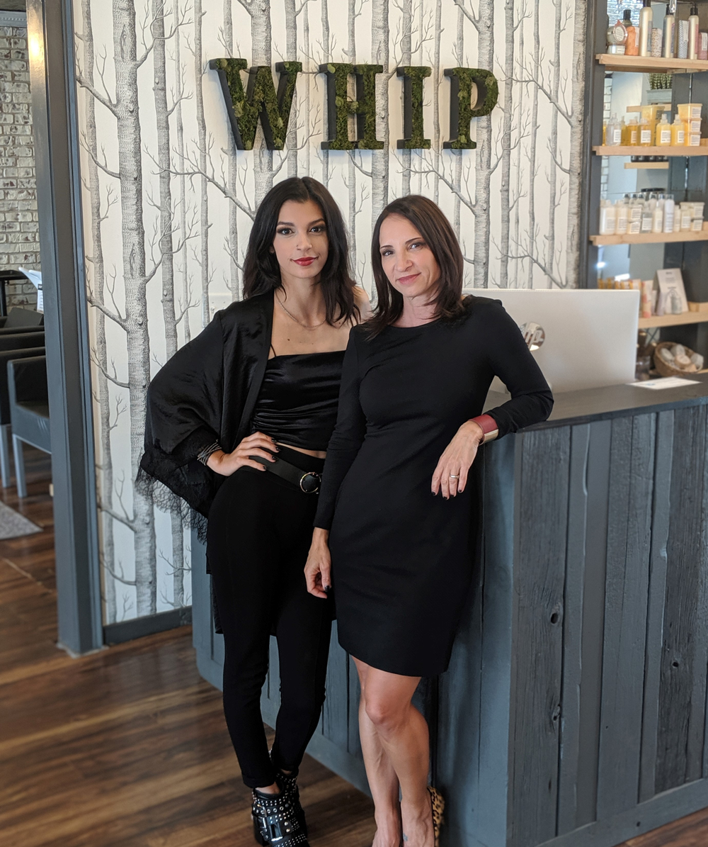 <p><strong>Entrepreneur Marcelle Tiffany (left) partnered with Whip Salon&rsquo;s Amy Pal in a unique franchise arrangement that provides the freedom of ownership with unprecedented support.</strong></p>