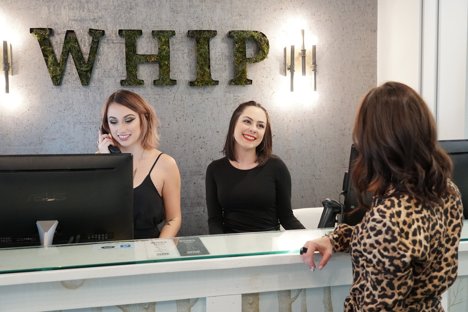 <p><strong>A Whip Salon franchise salon in Connecticut brought together an eager new owner and a veteran ready to move on to a new phase of her career.</strong></p>