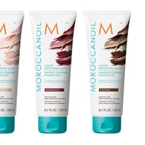 Color and Restore: Moroccanoil Color-Depositing Masks