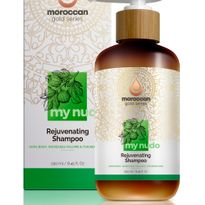 Moroccan Gold Series My NuDo Rejuvenating Shampoo