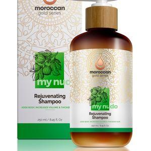 Moroccan Gold Series My NuDo Rejuvenating Shampoo