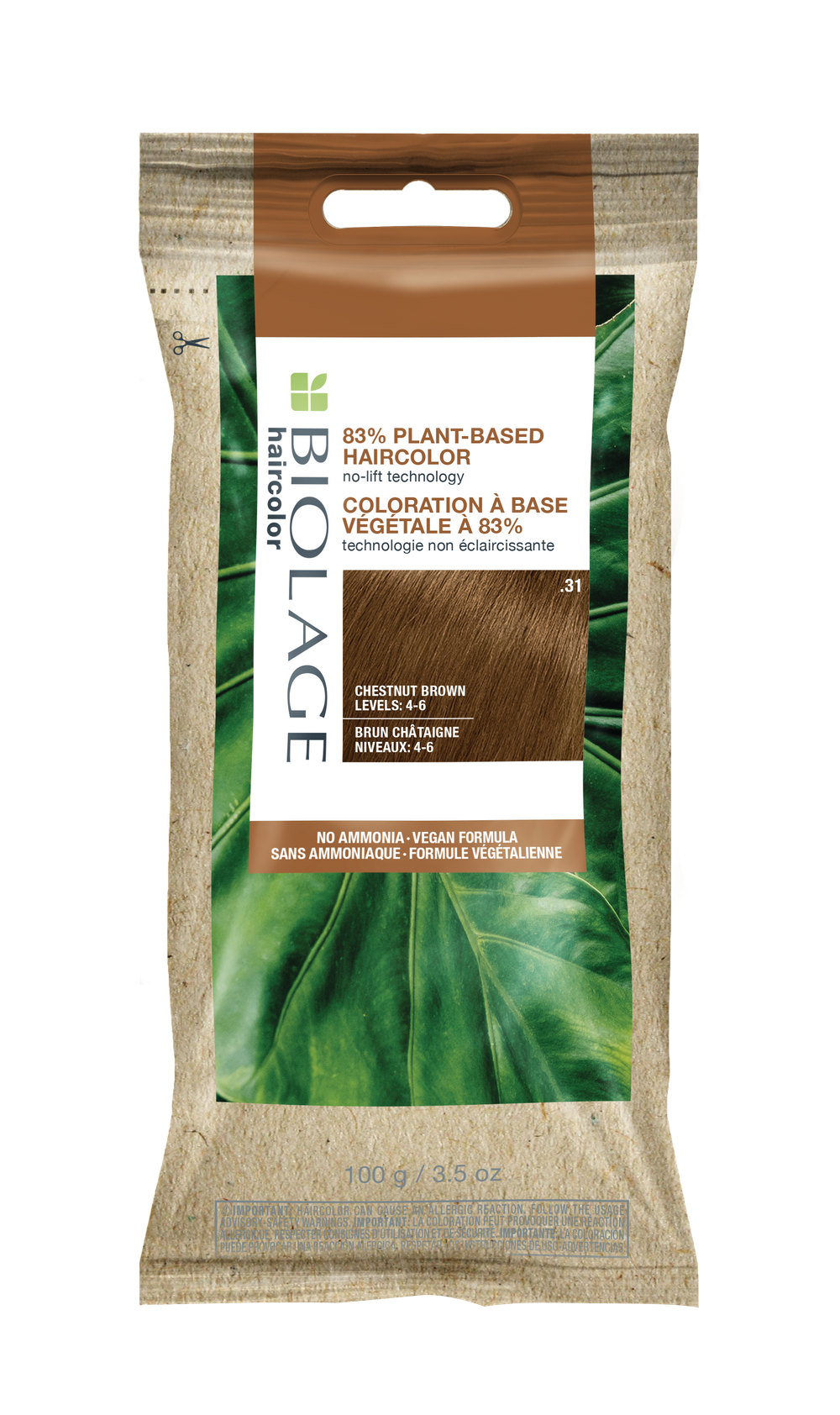 Biolage Launches Plant Based Hair Color Range News