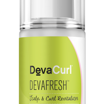 Refresh Hair with DevaFresh Scalp & Curl Revitalizer