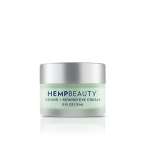 HempBeauty Skincare Launches CBD-Enhanced Eye Cream