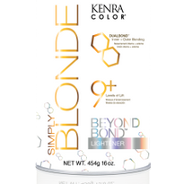 Kenra Color's NEW Simply Blonde Beyond Bond