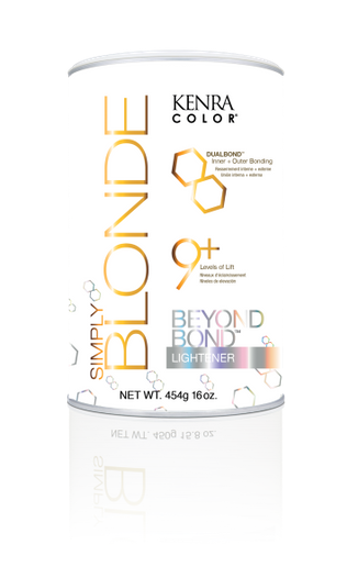 Kenra Color's NEW Simply Blonde Beyond Bond  -