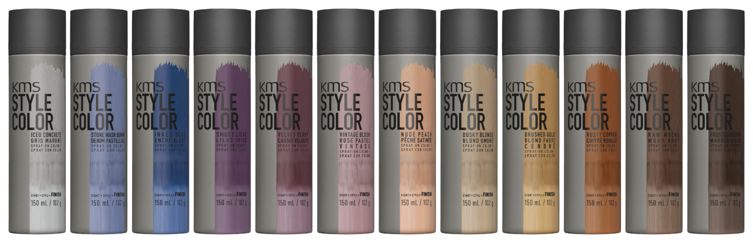 Get Miami-Inspired Style with New KMS STYLECOLOR Shades
