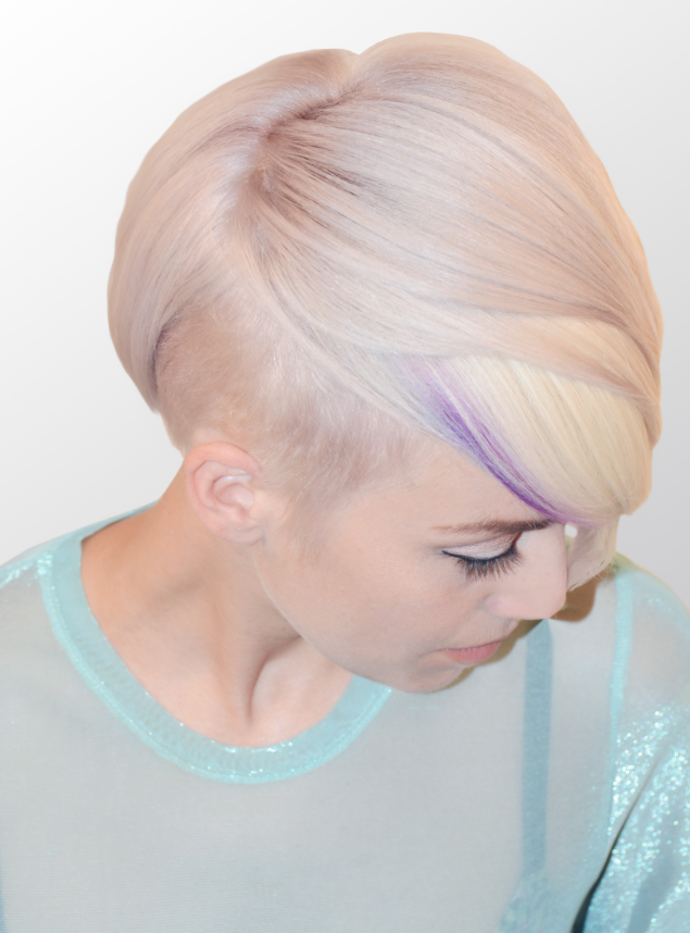 <p><strong>Corrective color often boils down to matters of pigment and porosity says Aloxxi Artistic Advisor Teri Dougherty. Hair color by @teridougherty.</strong></p>