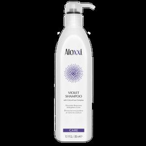 Aloxxi Violet Shampoo Busts Brass