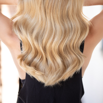 How-To: Warm Champagne Blonde