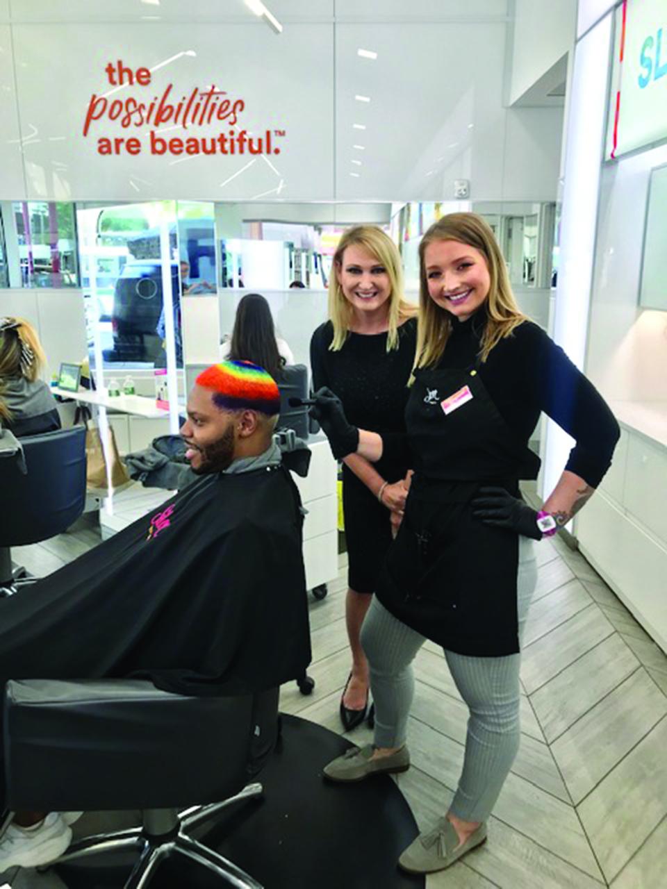 Salon Services Drive Career Success and Culture at Ulta Beauty