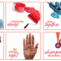Ulta Beauty values—illustrated beautifully, here—are at the heart of everything the company...