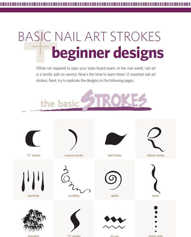 Handout : Basic Nail Art