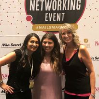 I was so excited to meet Amy Masters (right) and Anita Hug-Jones (left) at our Philadelphia...