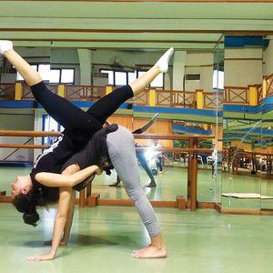 My Other Life: Kostadina Tsihlas, Rhythmic Gymnastics Teacher
