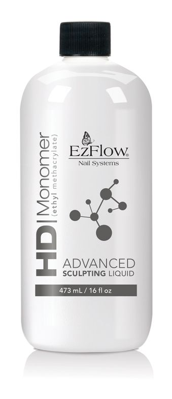 <p>EzFlow HD Monomer Advanced Sculpting Liquid<br />