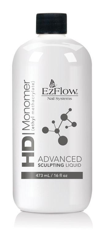 "<p>EzFlow HD Monomer Advanced Sculpting Liquid<br /> <a href=""http://www.ezflow.com"">www.ezflow.com&nbsp;&nbsp;</a> &nbsp;</p>"