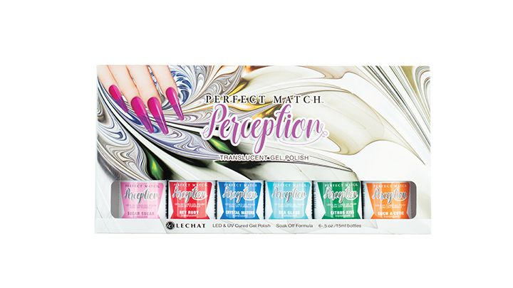 <p>LeChat&nbsp;Perception Gel Polish<br />