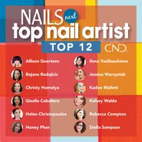 NAILS Names Top 12 for NTNA S. 7