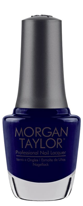 <p>Morgan Taylor: Deja Blue</p>