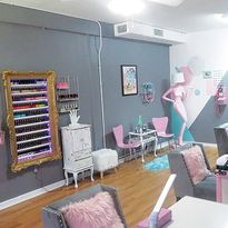 Within six weeks of opening the nail salon, owner Devin Strebler says they were fully booked.