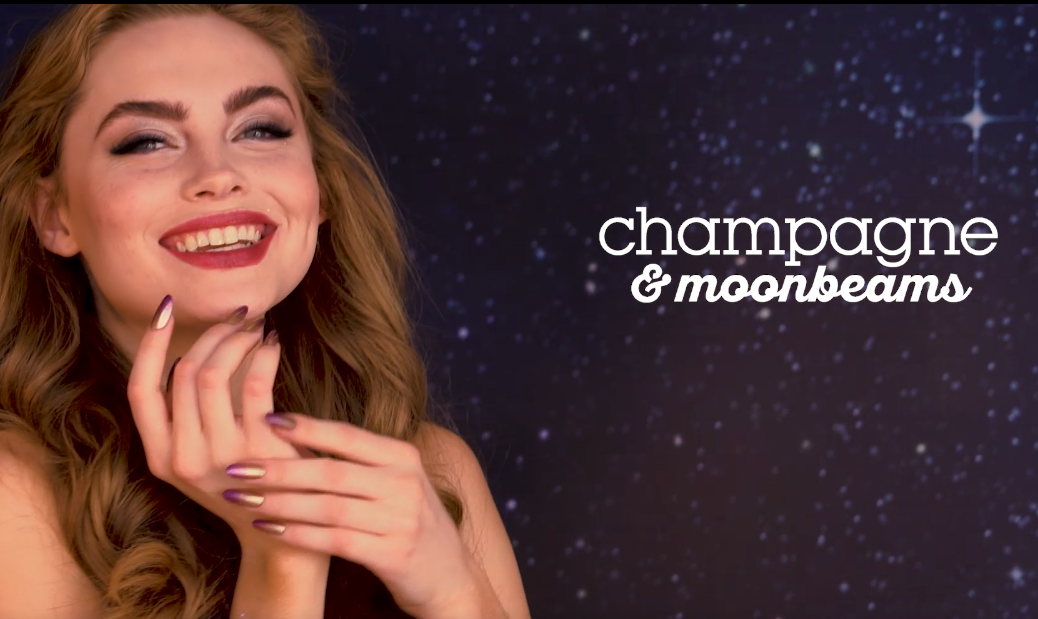 Behind the Scenes of Morgan Taylor Champagne & Moonbeams Collection