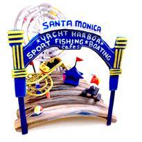 OPI NTNA Challenge 2: Santa Monica Pier (Deanna)