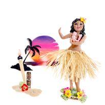 OPI NTNA Challenge 2: Hawaii Nail Art (Trisha)