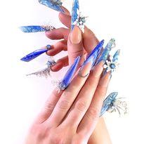 OPI NTNA Challenge 1: Show Us Your Tips Nail Art (Trish Johnson)