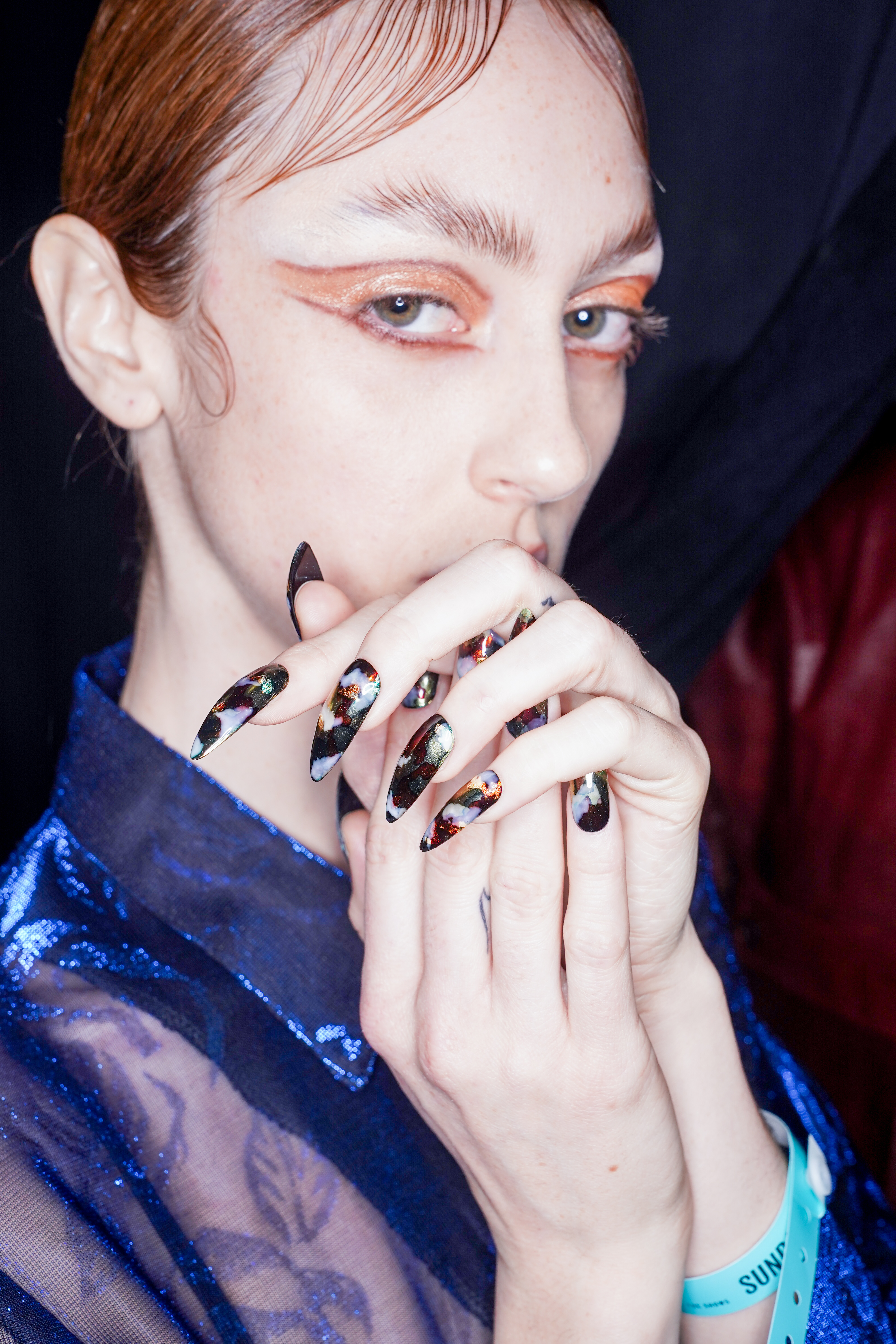 NYFW A/W 2020: CND for the Blonds