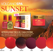 10 Things to Know About the VolcanoSpa 3-IN-1 Nail System
