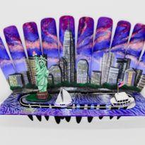 NTNA S. 7 Challenge 7: Liberty Nail Art (Kadee)