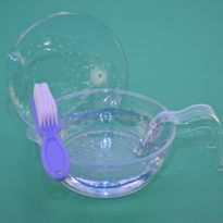 FootsieBath Manicure Bowl Has Disposable Liners