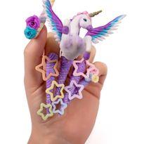 NTNA S.7 Challenge 9: Unicorn Nail Art (Stella)