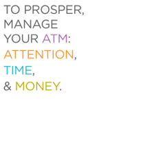 Apply ROI to Attention, Time, and Money