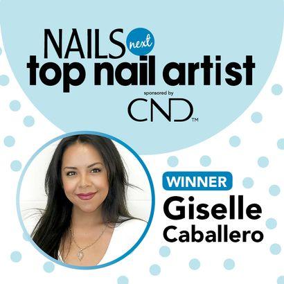 Giselle Caballero Wins NAILS Next Top Nail Artist Season 7