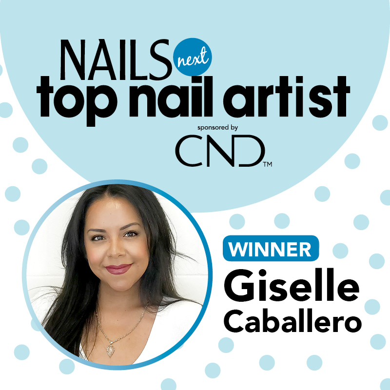 Giselle Caballero Wins NAILS Next Top Nail Artist Season 7