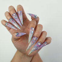 Five Nail Designs by NTNA Finalist Allison Goertzen