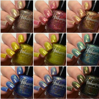 Endless Summer Collection from KBShimmer