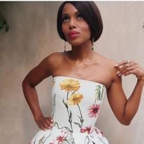 Emmy Manis: Kerry Washington Wore Gelish