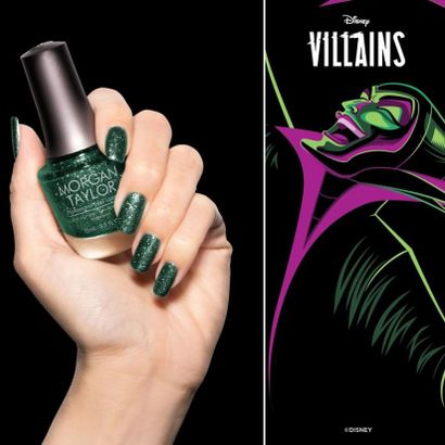 Morgan Taylor Disney Villains Fall 2020 Collection